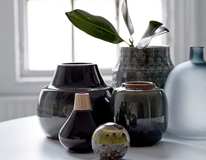On Trend with Bloomingville and House Doctor Vases