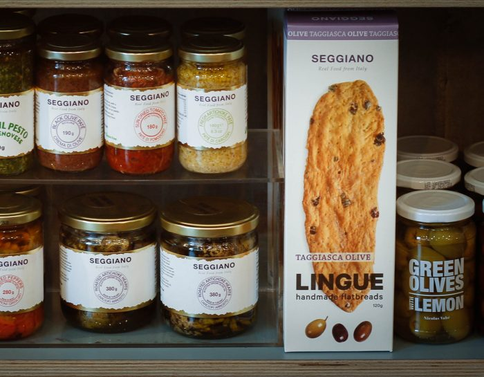 On Food Culture, Store-cupboard Jars & Introducing Seggiano